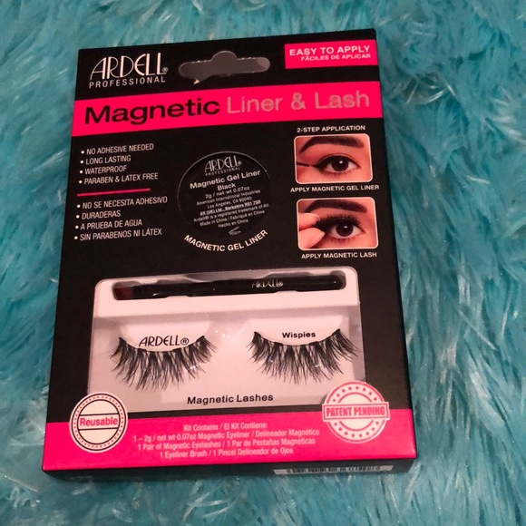 Other - New Ardell Magnetic Liner and Lash